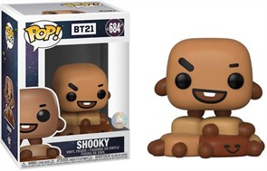 Фигурка Фанко Поп Шуки БТ21 (Shooky Fun ko Pop Vinyl Figure) №684 купить в Москве