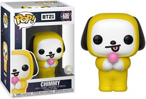 Фигурка Фанко Поп Чимми БТ21 (Chimmy Fun ko Pop Vinyl Figure) №686 купить в Москве