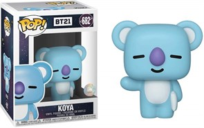 Фигурка Фанко Поп Коя БТ21 (Koya Fun ko Pop Vinyl Figure) №682 купить в Москве
