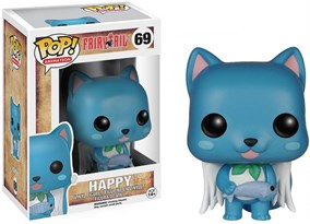 Фигурка Хэппи Хвост Феи (Funko POP Fairy Tail Happy Action Figure) №69 купить