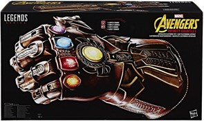 Перчатка Бесконечности Таноса (Marvel Legends Series Infinity Gauntlet Articulated Electronic Fist Playset) купить