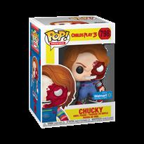 Фигурка Фанко Поп Кукла Чаки (Funko POP Chucky Child's Play Half Face) №798 купить в Москве