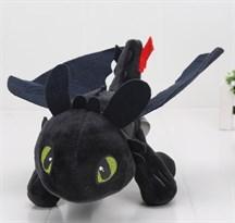 Мягкая игрушка Беззубик Как приручить дракона 35 см купить
