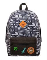 Рюкзак Minecraft Explorer Block Backpack Camo (Майнкрафт) купить в Москве
