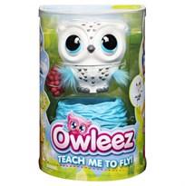 Интерактивная игрушка Белый Совенок Owleez Teach me to fly купить в Москве
