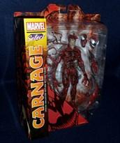 Подвижная фигурка Карнаж Marvel Select Carnage Action Figure купить в Москве