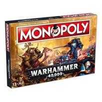 Настольная игра Монополия по игре Warhammer купить в Москве