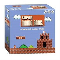 Карточная игра Супер Марио (Card Games Nintendo Super Mario Bros. Power Up) купить в Москве