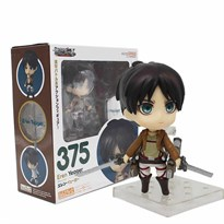 Фигурка Эрен Йегер Атака Титанов (Nendoroid Eren Jaeger Attack on Titan Figure) № 375 купить в Москве