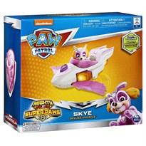 Купить Игровой набор самолет Скай Щенячий патруль (Paw Patrol Mighty Pups Super Paws Skye's Deluxe Vehicle)