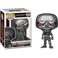 Фигурка Фанко поп Терминатор Рев-9 (REV-9 Terminator Fun ko Pop Vinyl Figure) № 820 купить в Москве