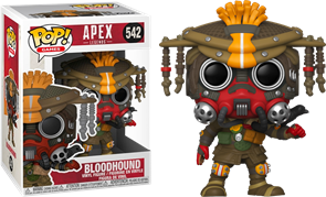 Фигурка Фанко Поп Бладхаунд Апекс (Funko Pop Apex Legends Bloodhound) №542 купить в Москве