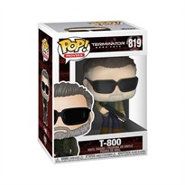 Фигурка Фанко поп Терминатор T-800 (Funko Pop Terminator Dark Fate) № 819 купить в Москве
