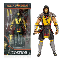 Фигурка Скорпион Мортал Комбат (McFarlane Toys Mortal Kombat Scorpion Action Figure) купить