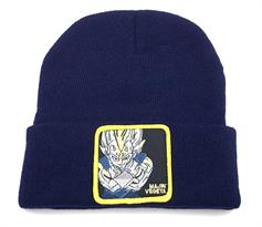 Синяя шапка Вегета Драгонболл (Dragonball Z) купить в Москве
