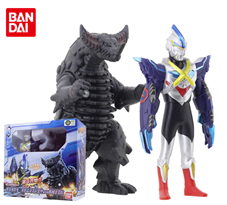 Набор фигурок Ультрамен и Мека Гомора (Ultraman and Mecha Gomora) купить