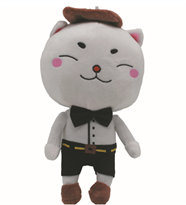 Мягкая игрушка Tricat из сериала Гоблин (Dokkaebi) купить в Москве