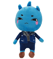 Мягкая игрушка Goblin Blue из сериала Гоблин (Dokkaebi) купить в Москве