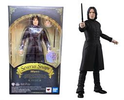 Фигурка Северус Снейп из Гарри Поттера (S.H. Figuarts Severus Snape Harry Potter Action Figure) купить в Москве