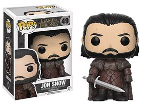Фигурка Джон Сноу Игра Престолов (Funko Pop Game of Thrones Jon Snow Figure) №49 купить