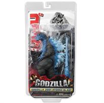 Подвижная фигурка Атомная Годзилла (NECA Godzilla 2001 Atomic Blast Action Figure) купить в Москве