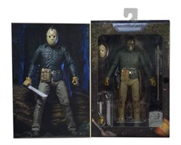 Фигурка Джейсон Вурхиз Пятница 13-е ч. 6 (Friday The 13th Jason Part 6 Ultimate Edition Figure) купить в Москве
