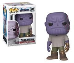 Фигурка Танос Мстители Финал (Pop Avengers Endgame Casual Thanos with Gauntlet) №579 купить в Москве
