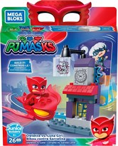 Конструктор Герои в масках Алетт (Mega Brands PJ Masks Owlette Vs. Luna Girl) купить в Москве