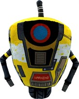 Мягкая игрушка Железяка Claptrap из игры Borderlands
