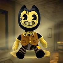 Мягкая игрушка Бенди из игры Бенди и Темное возрождение Bendy Bendy And The Dark Revival Plush