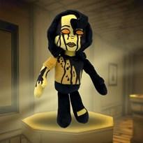 Мягкая игрушка Чернильная Одри из игры Бенди и Темное возрождение Ink Audrey Bendy And The Dark Revival Plush