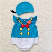 Костюм для новорожденного Donald Duck