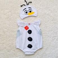 Костюм для новорожденного Снеговик купить