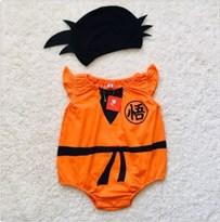 Костюм для новорожденного Dragon Ball