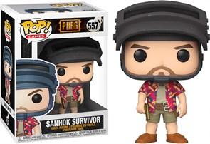Фигурка Funko Pop Выживший (Sanhok Survivor) из игры PUBG №557