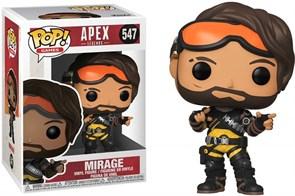 Фигурка Funko Pop Мираж (Fading Mirage) из игры Legendas de Apex №547