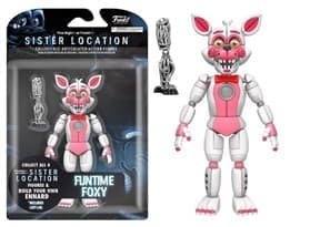 5 Ночей Фреди Funtime Foxy Articulated Action Figure, 5