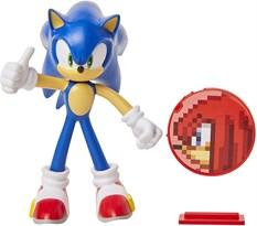 Подвижная фигурка Соник (Sonic the Hedgehog - Sonic) 10 см