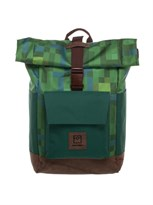 Рюкзак Майнкрафт (Minecraft Premium Explorer Rolltop Backpack)