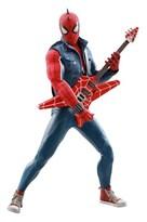 Подвижная фигурка Человек-панк (Hot Toys Spider-Man Spider-Punk) 30 см