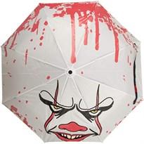 Зонт с клоуном Пеннивайз из Оно (The IT Pennywise Face - Reactive Liquid Umbrella)