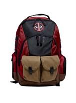 Рюкзак Дэдпул (Deadpool Built Up Combat Ready Backpack)