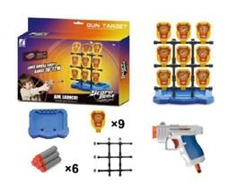 Игровой набор стрельба по подвижным мишеням для Нерф