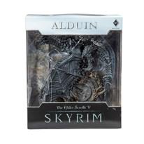 Фигурка дракона Алдуина из игры The Elder Scrolls V: Skyrim (The Elder Scrolls V: Skyrim Figures - Alduin Deluxe Box)