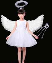 Детский костюм ангела