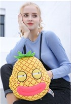 Плюшевая сумка Ананас