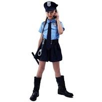 Костюм полицейского для девочки