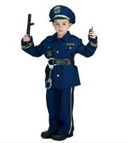 Костюм полицейского для мальчика
