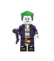 Фигурка Джокер (Joker) в костюме из фильма Отряд самоубийц