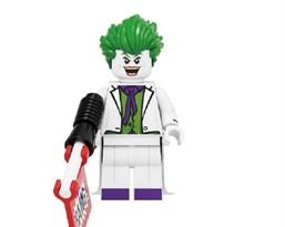 Фигурка Джокер (Joker) в белом костюме из фильма Джокер